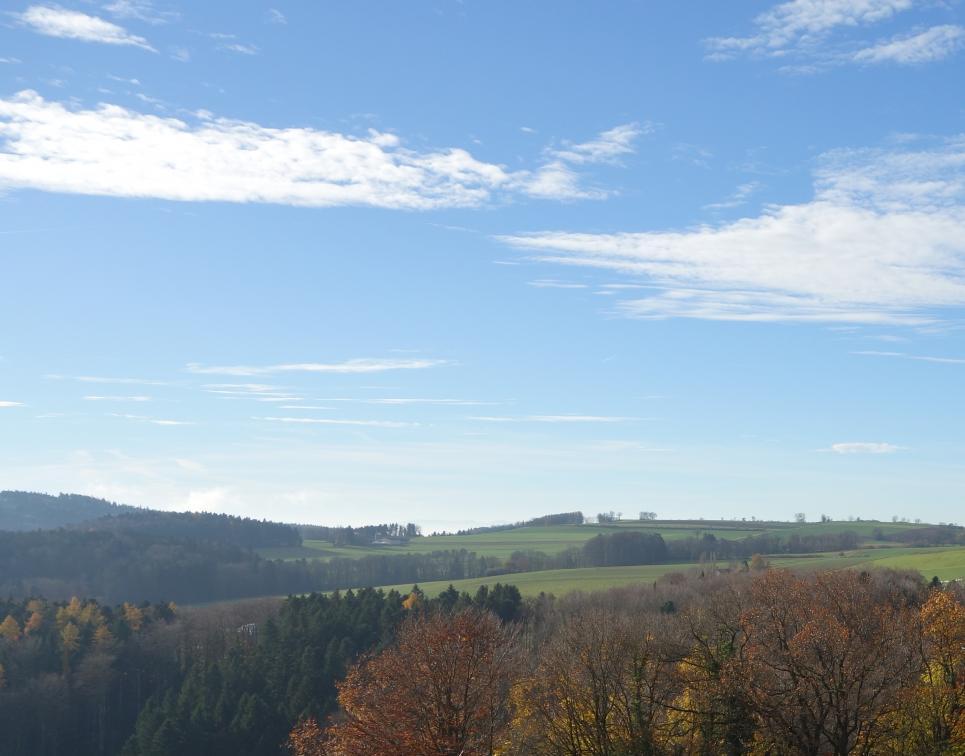 <p>Gimel - Sublime panorama. Terrain libre de mandat</p>