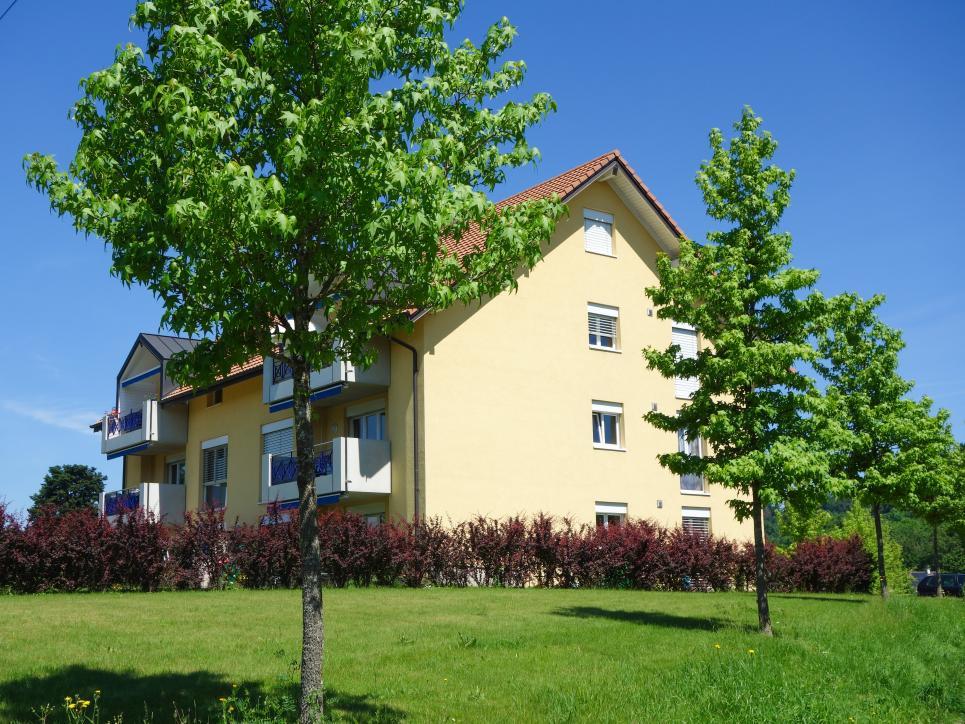 <p>Le Mont-sur-Lausanne - Charmant appartement avec spacieuse mezzanine</p>