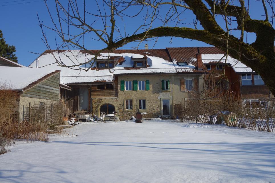 <p>Villars-le-Terroir - Propriété de charme avec potentiel d&#039;agrandissement</p>