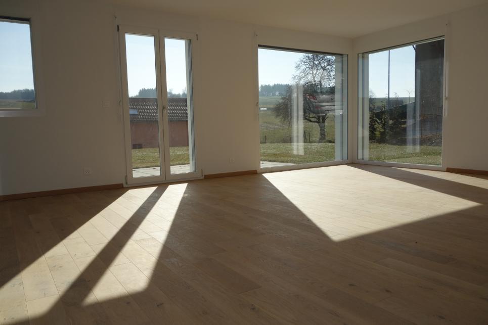 <p>Prévonloup - Devenez propriétaire d&#039;une maison 5,5 pièces avec jardin dès 1&#039;500.- mois</p>