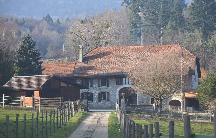 <p>Cossonay - Dans village se situant à 10 minutes de Cossonay ou 20 minutes de Morges.</p>